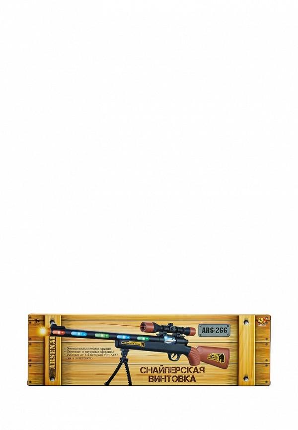 Снайперская с подставкой для стрельбы, эл/мех, со