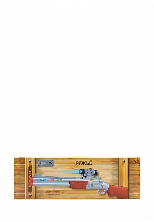 Ружье с прицелом, эл/мех, со световыми и звуковыми