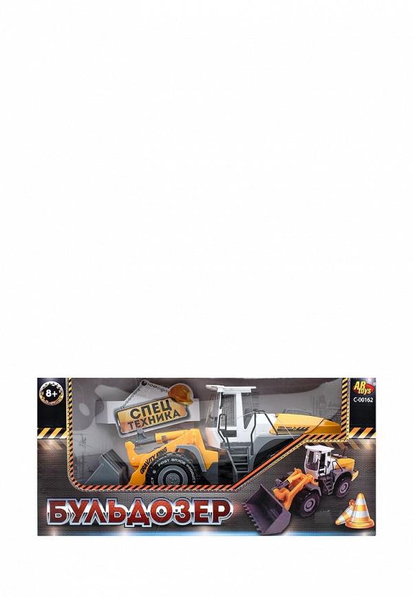 Игрушка Abtoys Abtoys MP002XC001YT конструкторы abtoys металлический рабочие машины 206 элементов