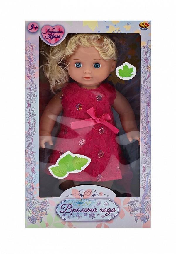 Кукла Abtoys Abtoys MP002XC001ZH abtoys кукла фея цвет одежды фиолетовый