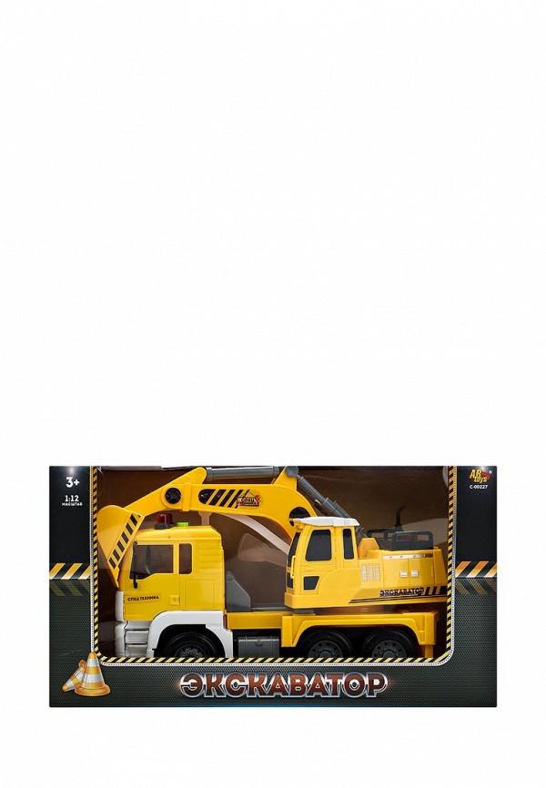 Игра Abtoys Abtoys MP002XC0021E конструкторы abtoys металлический рабочие машины 206 элементов
