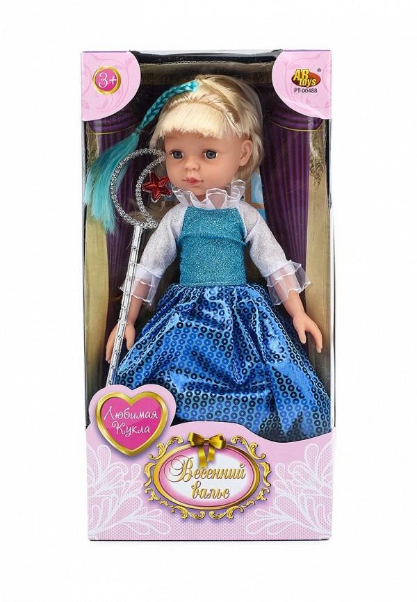 Кукла Abtoys Abtoys MP002XC0029L abtoys кукла фея цвет одежды фиолетовый