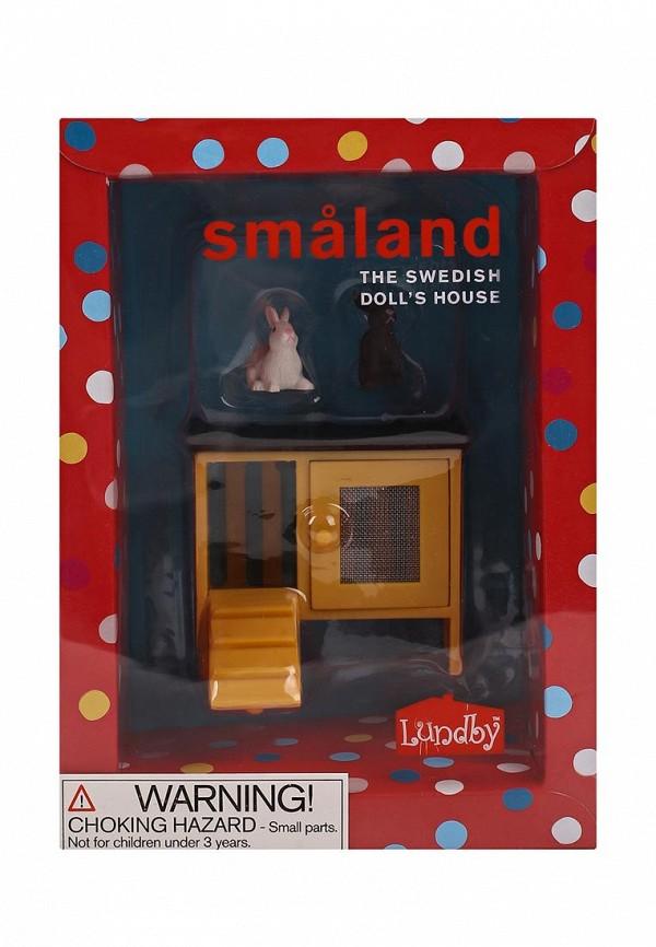 Набор игровой Lundby Lundby MP002XC002F7 дом для кукол lundby стокгольм с освещением с бассейном