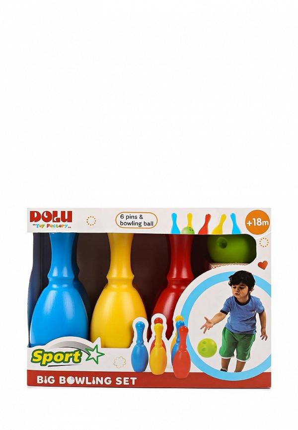 Набор игровой Dolu Dolu MP002XC002FA спортивный инвентарь dolu набор баскетбольная бита с двумя мячиками