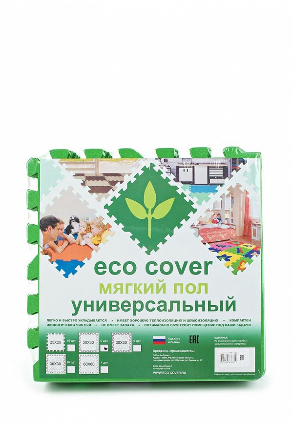 Пазл Eco Cover Eco Cover MP002XC0049A бусы eco синие бусы eco синие
