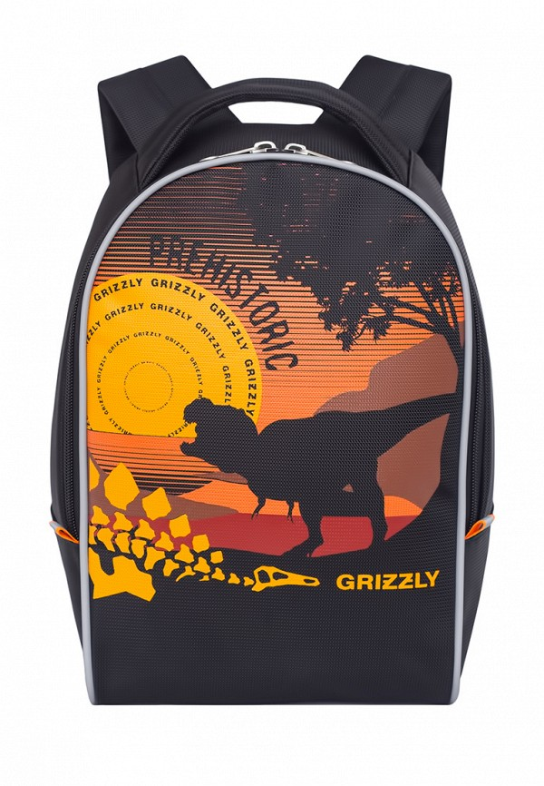 Рюкзак Grizzly Grizzly MP002XC004BK рюкзак grizzly grizzly gr015bguhx61