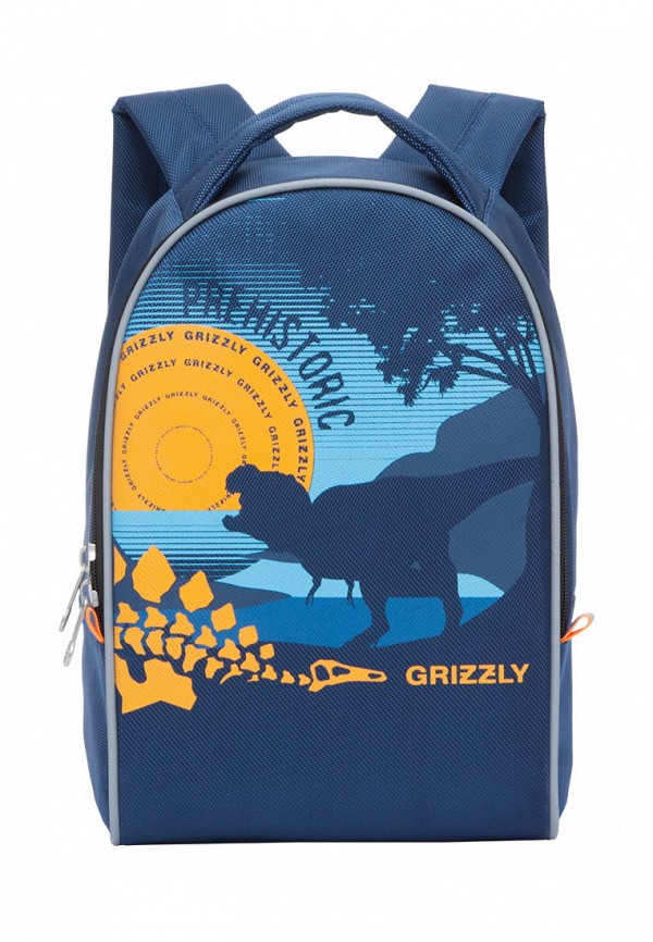 Рюкзак Grizzly Grizzly MP002XC004BL рюкзаки grizzly рюкзак