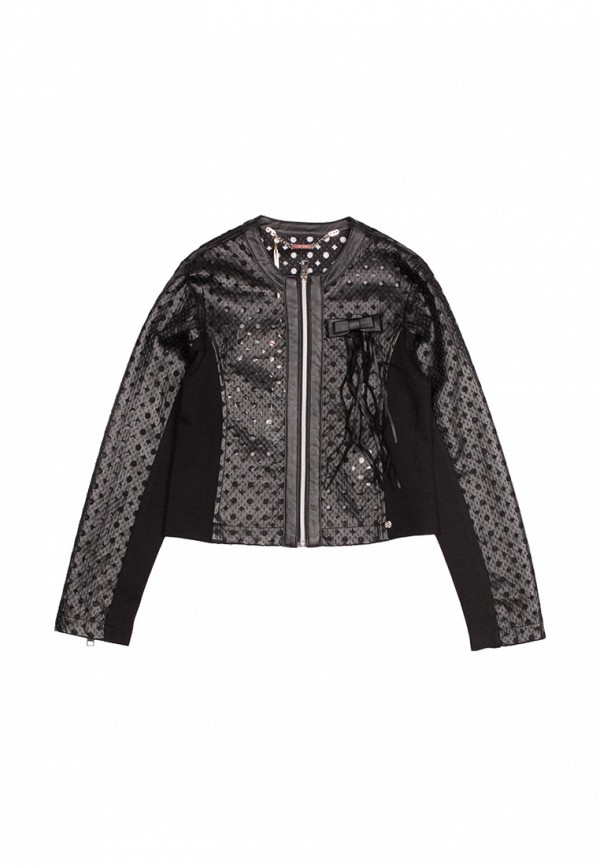 Куртка кожаная Miss Grant