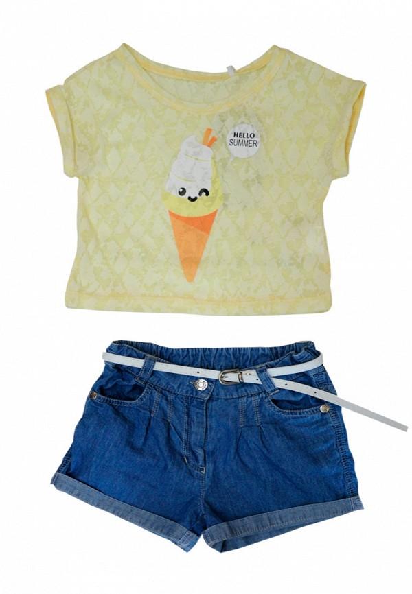 Комплект футболка и шорты Бемби