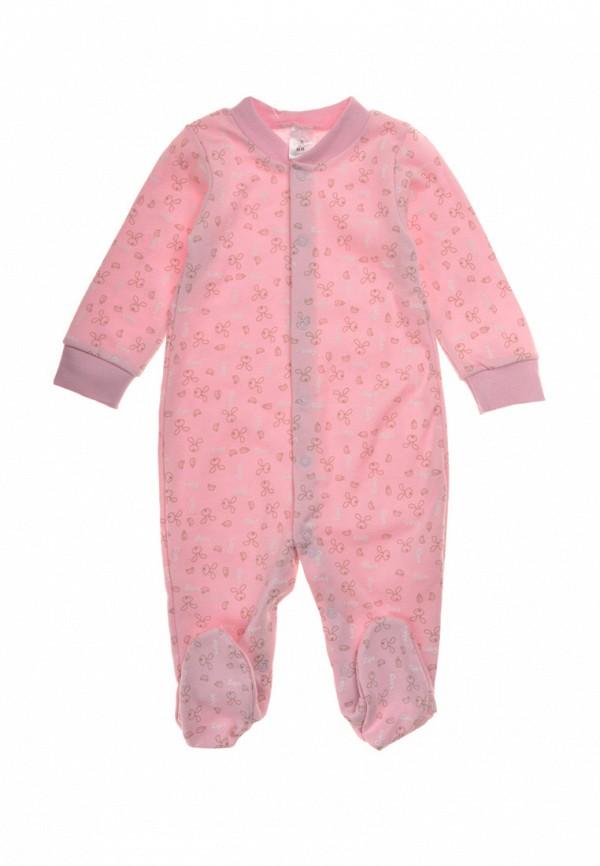 Ползунки Фламинго текстиль
