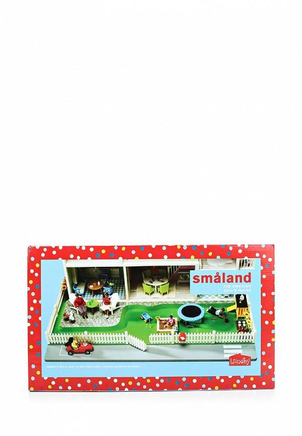 Набор игровой Lundby Lundby MP002XG005CF дом для кукол lundby стокгольм с освещением с бассейном