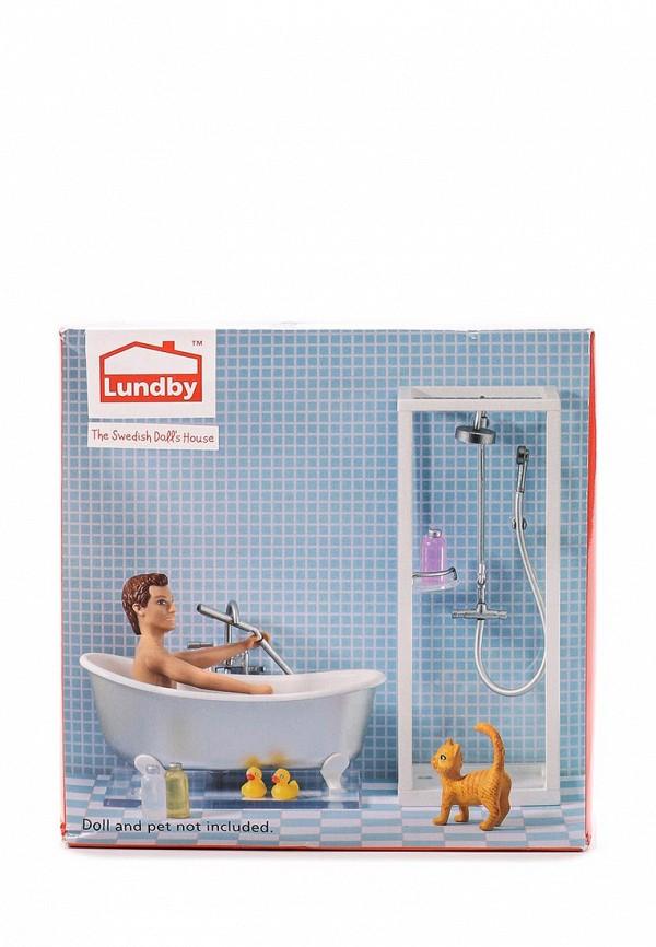 Игровой набор Lundby Lundby MP002XG005CV кукольные домики lundby игровой набор для домика смоланд песочница с игрушками