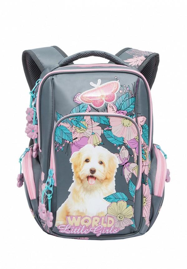 Рюкзак Grizzly Grizzly MP002XG0071U рюкзаки grizzly рюкзак