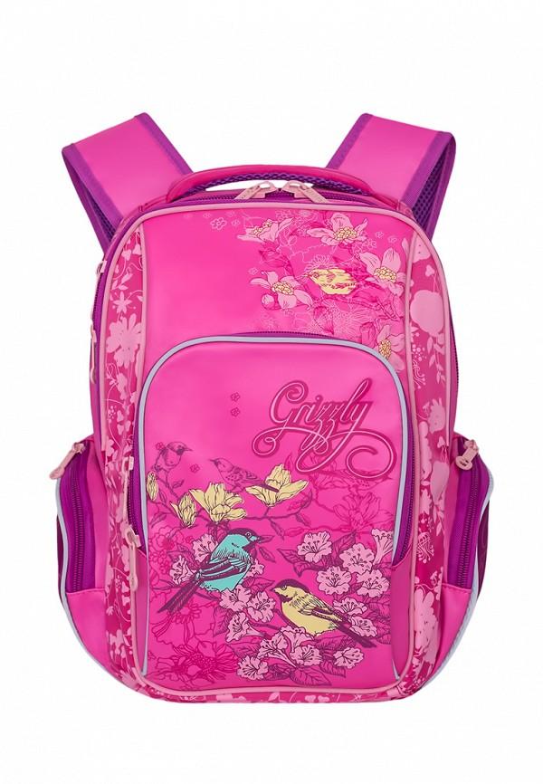 Рюкзак Grizzly Grizzly MP002XG0071W рюкзаки grizzly рюкзак