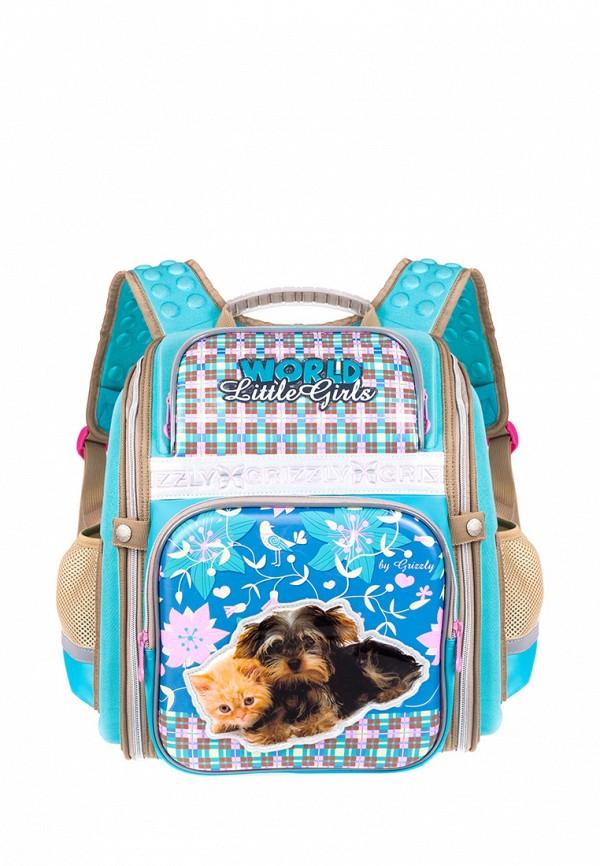 Рюкзак Grizzly Grizzly MP002XG0072U рюкзаки grizzly рюкзак