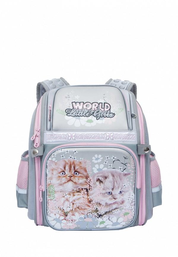 Рюкзак Grizzly Grizzly MP002XG0072Z рюкзаки grizzly рюкзак