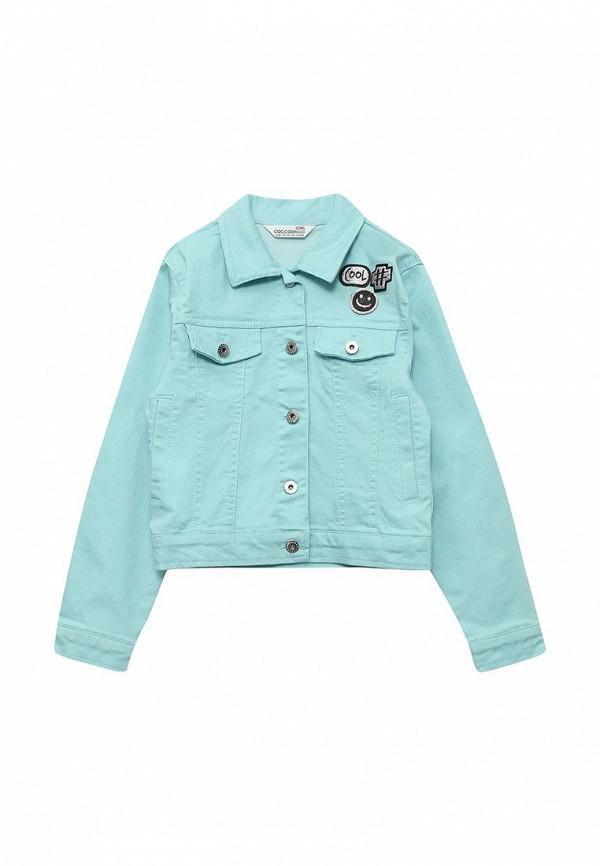 Фото Куртка джинсовая Coccodrillo. Купить с доставкой