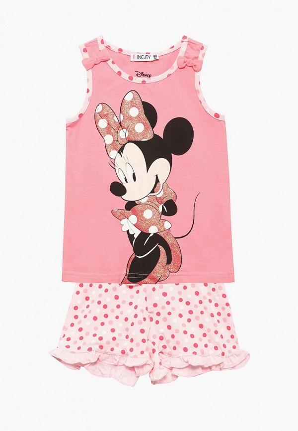 Пижама Incity Incity MP002XG0093H пижама turen цвет розовый