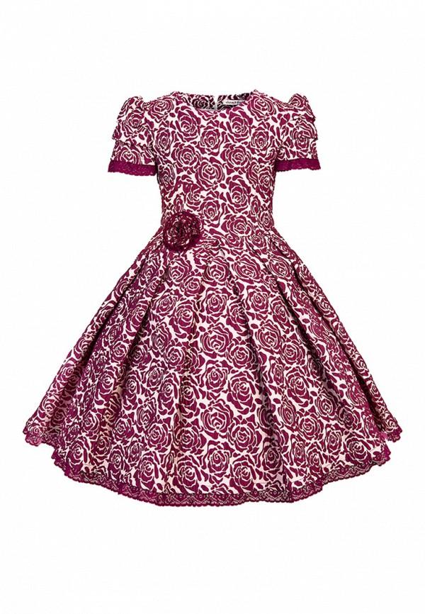 Купить Платье Alisia Fiori, MP002XG009DP, бордовый, Весна-лето 2018