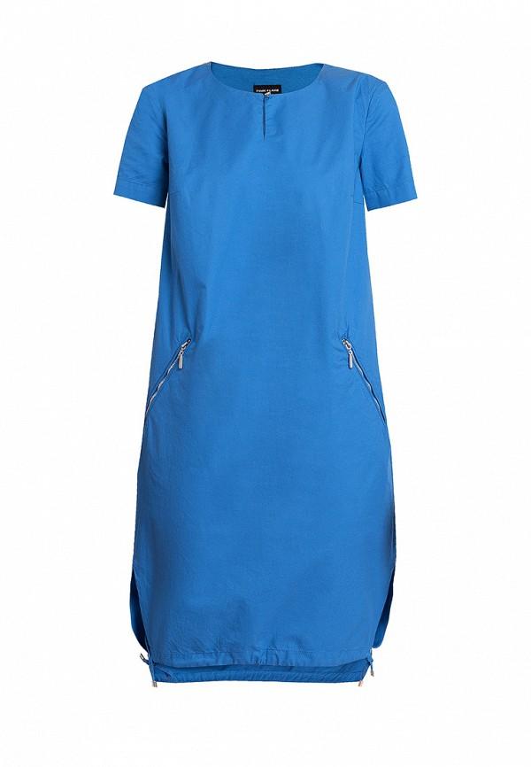 Купить Платье Finn Flare, MP002XG009MG, синий, Весна-лето 2018