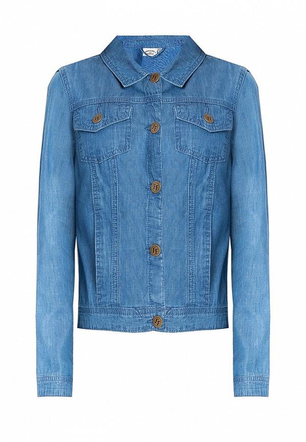 Купить Куртка джинсовая Finn Flare, MP002XG009XD, голубой, Весна-лето 2018
