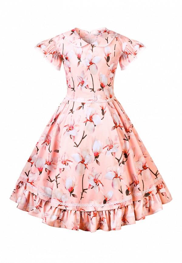 Купить Платье Alisia Fiori, Тесса, MP002XG009Z3, розовый, Весна-лето 2018