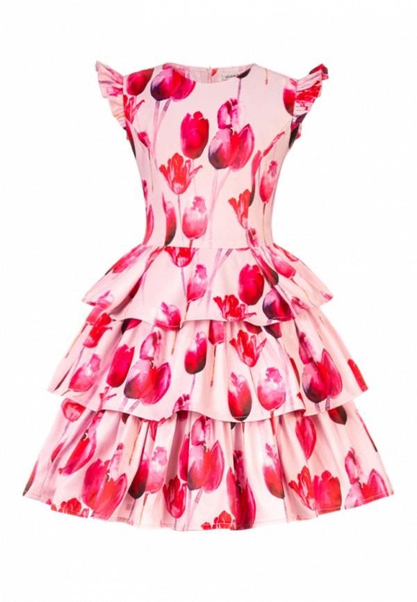 Купить Платье Alisia Fiori, Фелис, MP002XG009Z5, розовый, Весна-лето 2018