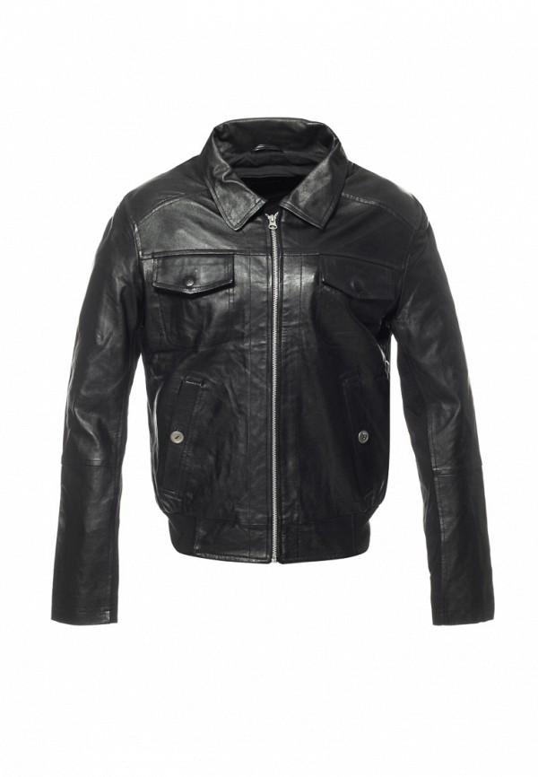 Куртка кожаная Московская меховая компания