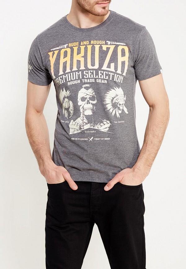 Футболка Yakuza Premium Yakuza Premium MP002XM0LYYQ футболка wearcraft premium slim fit printio avengers