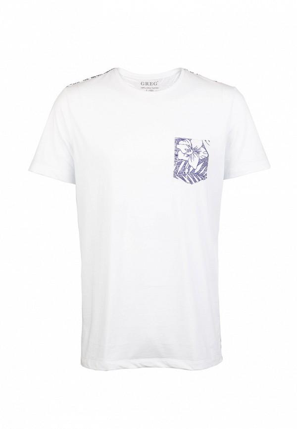 Футболка Greg Greg MP002XM0LZQR футболка greg greg mp002xm0lzqw