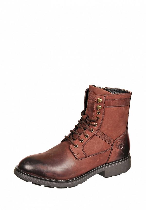 Ботинки Woodland Woodland MP002XM0LZVI ботинки woodland woodland wo010amurj44