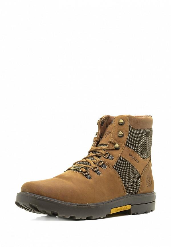 Ботинки Woodland Woodland MP002XM0LZXJ ботинки woodland woodland wo010amurj44
