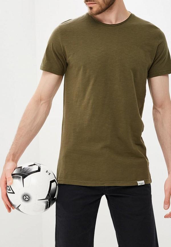 Купить Футболка Shine Original, Jacob, MP002XM0MPYU, хаки, Весна-лето 2018