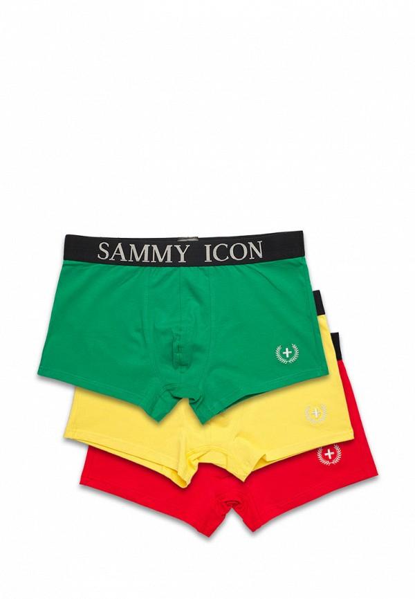 Комплект трусов 3 штуки Sammy Icon