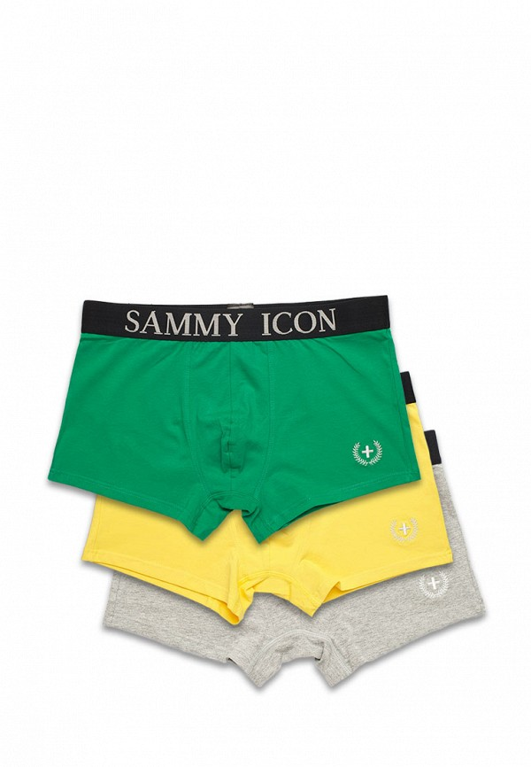 Комплект трусов 3 шт. Sammy Icon Sammy Icon MP002XM0MQY0 cube bottle 0 75l icon