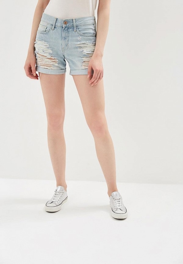 Купить Шорты джинсовые Colin's, MP002XM0SZF3, голубой, Весна-лето 2018
