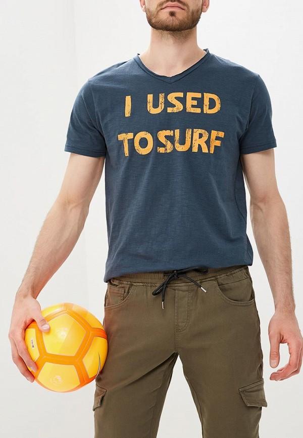 Купить Футболка Shine Original, Oliver, MP002XM0SZK7, синий, Весна-лето 2018