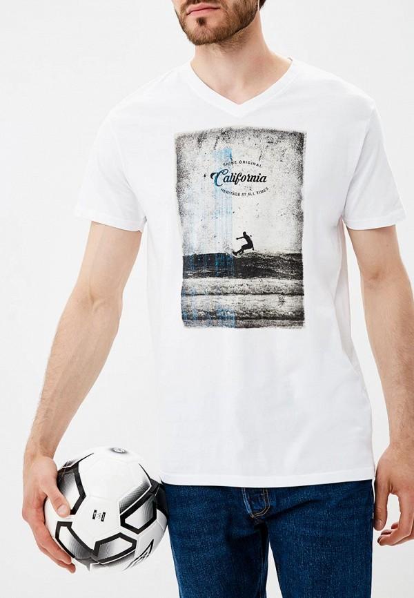 Купить Футболка Shine Original, Jack, MP002XM0SZKA, белый, Весна-лето 2018