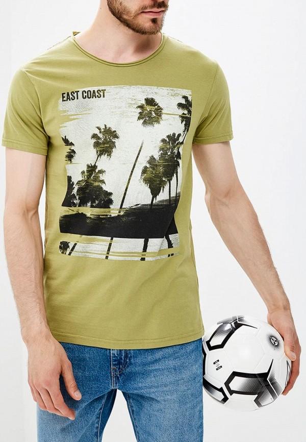 Купить Футболка Shine Original, Samuel, MP002XM0SZKS, хаки, Весна-лето 2018