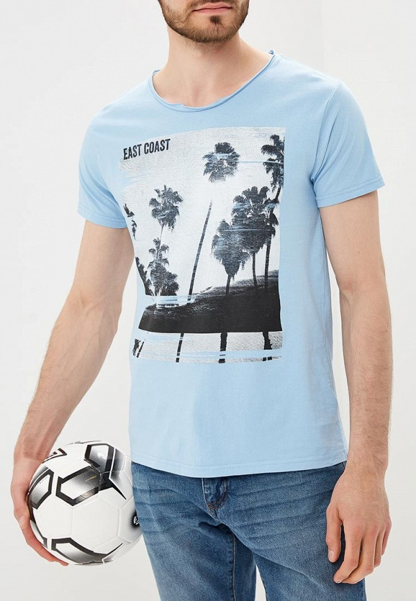 Купить Футболка Shine Original, Samuel, MP002XM0SZKV, голубой, Весна-лето 2018