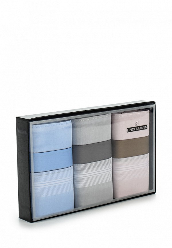 Фото Комплект платков носовых 3 шт. Lindenmann. Купить с доставкой