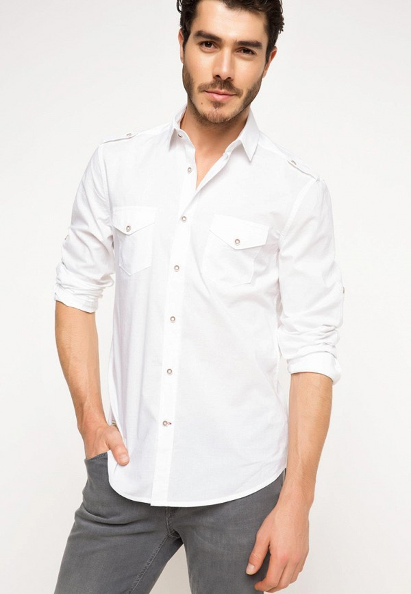 Рубашка DeFacto DeFacto MP002XM0VZTX рубашка defacto defacto mp002xm0vztf