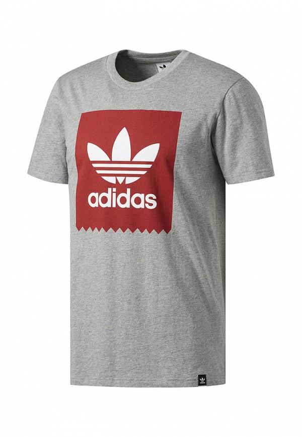 Футболка adidas adidas MP002XM0W4JU adidas ярославль каталог товаров