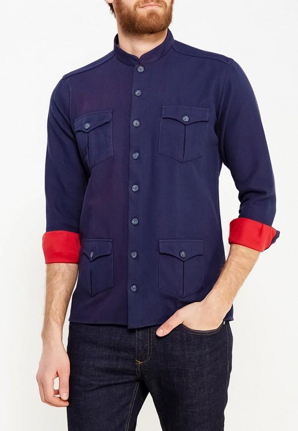 Рубашка джинсовая Sahera Rahmani Sahera Rahmani MP002XM0W5Q3 sahera rahmani sahera rahmani mp002xw1gii5