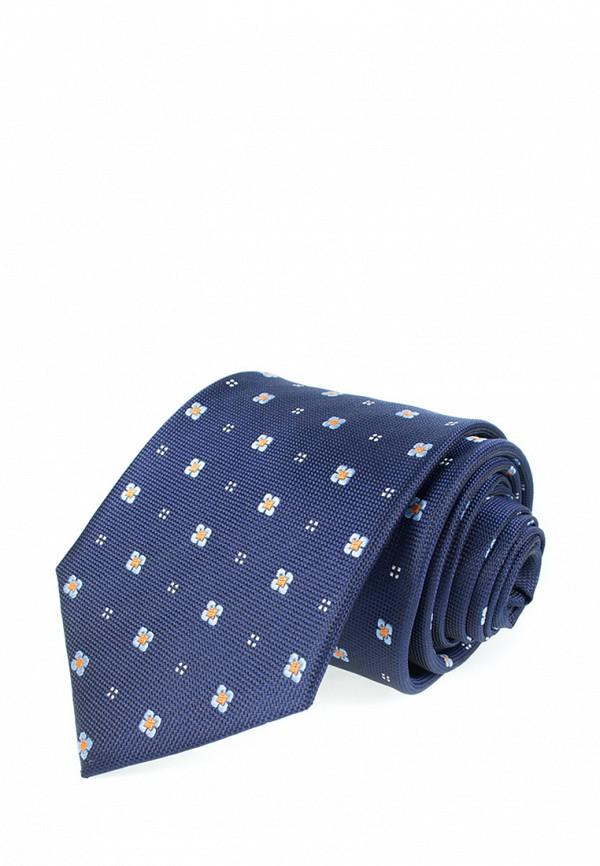 Купить Галстук Churchill accessories, MP002XM0W74J, синий, Осень-зима 2017/2018