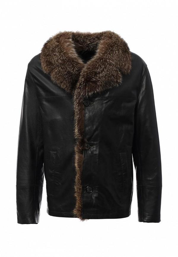 Фото Куртка кожаная Grafinia. Купить с доставкой