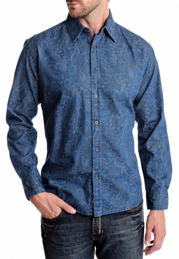 Рубашка джинсовая MAVANGO MAVANGO MP002XM0YDC8