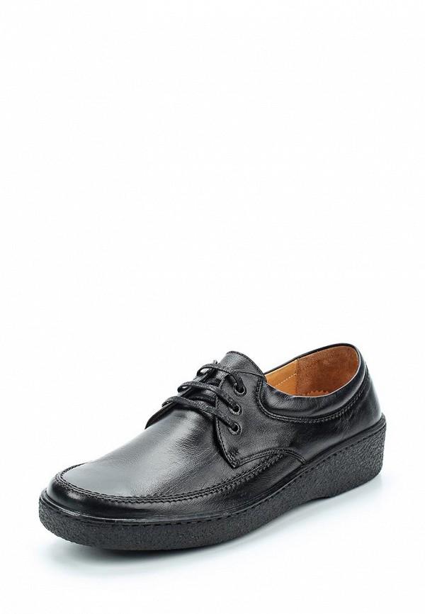 Туфли Romer, MP002XM0YDRT, черный, Весна-лето 2018  - купить со скидкой