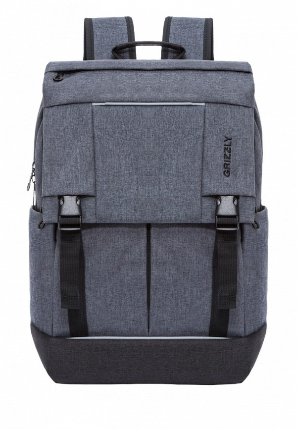 Рюкзак Grizzly Grizzly MP002XM0YF8V grizzly рюкзак дошкольный цвет серый rs 764 5