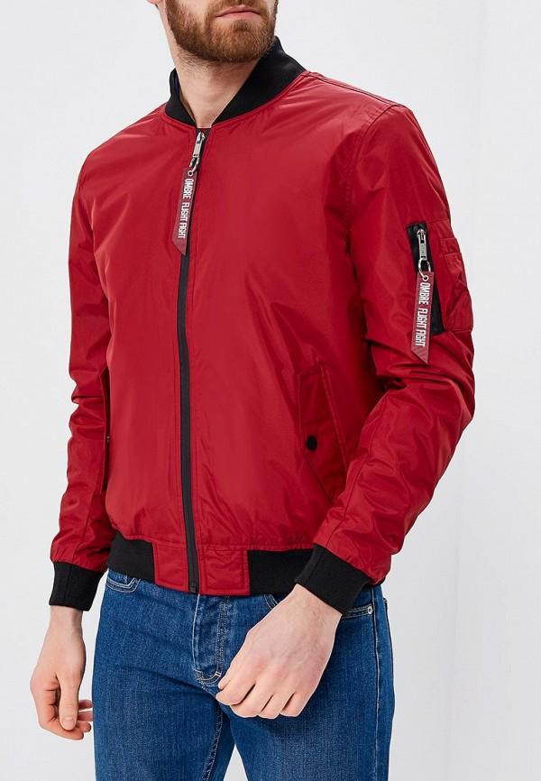 Купить Куртка утепленная Ombre, MP002XM0YGDD, бордовый, Весна-лето 2018